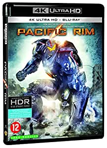 Pacific Rim [4K Ultra HD + Blu-ray + Digital UltraViolet]