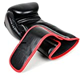Fairtex Boxhandschuhe BGV14 - Black - Boxhandschuhe MMA Kickboxen Sparring Muay Thai (14oz) Test