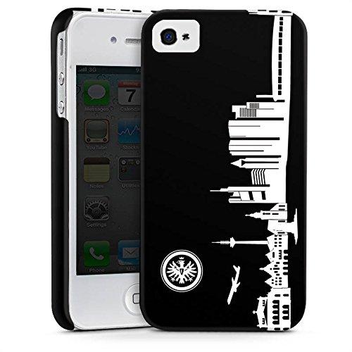 Apple iPhone 8 Hülle Premium Case Cover Eintracht Frankfurt Fanartikel skyline Premium Case glänzend