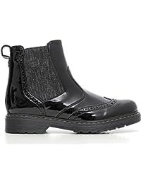 Nero Giardini Junior - Zapatos de cordones de charol para niña