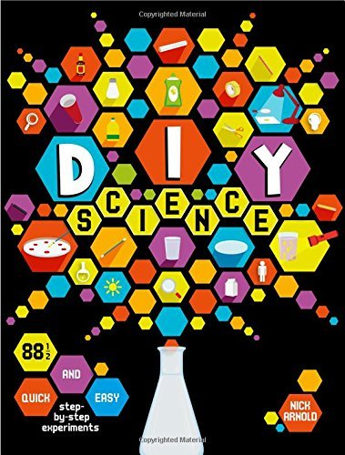 DIY Science by Nick Arnold (2016-11-06)