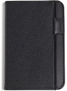 Amazon Kindle Keyboard Leather Case (3rd Generation - 2010 release), Black