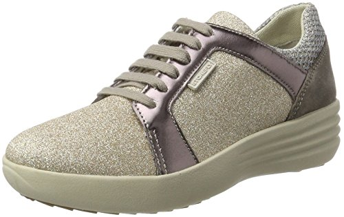 Stonefly Romy 12, Baskets Basses Athlétiques Pour Femme Brown (bronze 507)