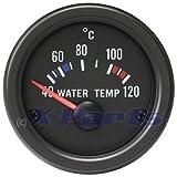 Wassertemperaturanzeige Retro 52mm Oldschool