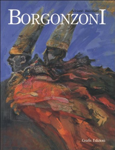 Aldo Borgonzoni. Mantova, Casa del Mantegna, 1989