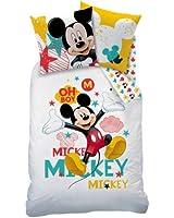 Disney Mickey Bed Set white