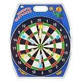 toyrific 5031470061937 enfants jeu de fléchettes magnétique pour enfants