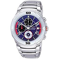 Vagary IA5-114-71-Watch, Stainless Steel Strap Silver