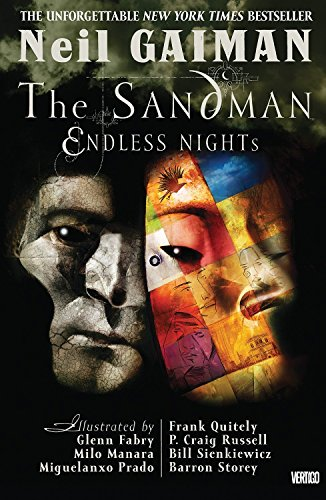 Sandman: Endless Nights TP (New Edition) por Neil Gaiman