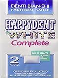 Happydent Complete, Caramelle Gommose, 4 confezioni da 2 astucci [8 astucci]