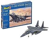 Revell - 03972 - F-15e Strike Eagle avec Bombes - 70 Pièces - Échelle 1/144...