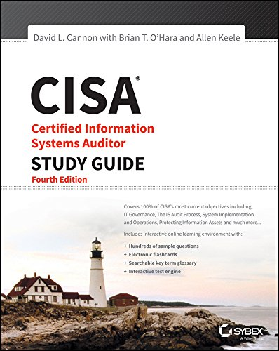 CISA Certified Information Systems Auditor Study Guide (English Edition)