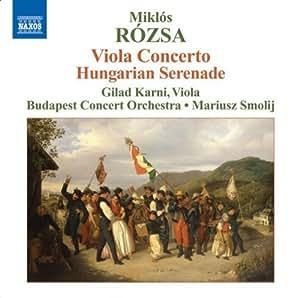 Violakonzert/Hungarian Serenade