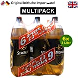 Strongbow Cider 6 x 2L Flasche