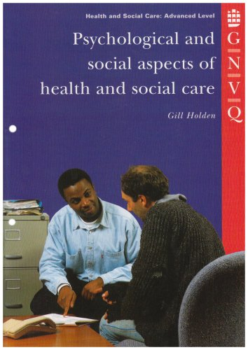 Adv Pflege (Psychological and Social Aspects of Health and Social Care (Adv))