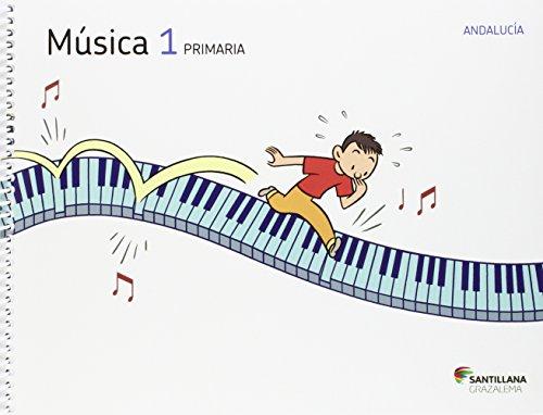 Musica + cd audiciones 1 primaria