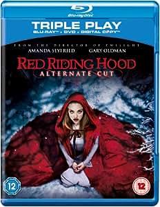 Red Riding Hood - Triple Play (Blu-ray + DVD + Digital Copy) [2011] [Region Free]