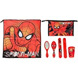 SPIDERMAN MARVEL - Trousse de toilette + accesories