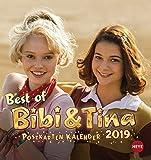 Bibi & Tina Postkartenkalender - Kalender 2019