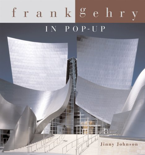 Frank Gehry in Pop-up by Jinny Johnson (31-Dec-2007) Hardcover