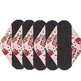 Best Strato di base Donne - Aiyoo assorbenti, mestruale Pads, pezzi Set, carbone di Review