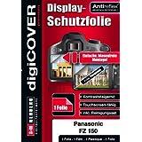 digiCOVER N2990 Protection d'écran pour Premium Panasonic DMC-FZ150