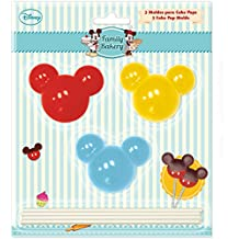 Stor 77817 Set 3 moldes para cake pops con palitos en alta frecuencia para repostería, Compuesto, Multicolor, 25x20x7 cm, 3 Unidades