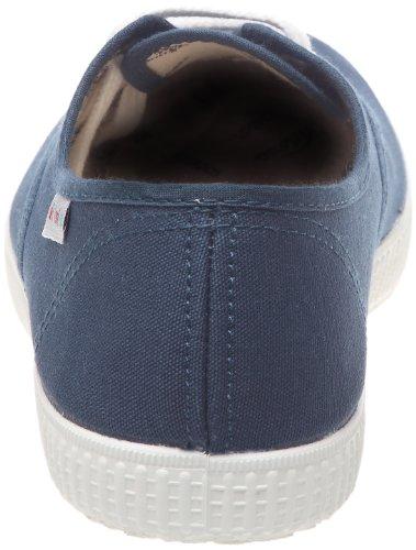 Victoria Inglesa Lona, Sneaker Unisex-Adulto Blu (Bleu (Petroleo))