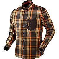 Harkila amlet Camisa (Active Fit) - Marron, X-Large