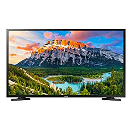 Samsung UE32N5370AUXZT TV 32″ Full HD DVB-C/T2/S2, Serie N5370, 1920 x 1080 Pixels, Nero, (2018)