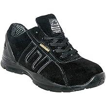 Portwest - Calzado de protección para hombre, color negro, talla 39.5