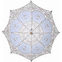 Skyeye Encaje Encaje Boda Paraguas Paraguas de Las señoras
