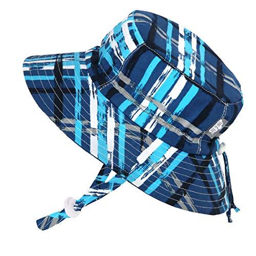 7652b3e05fbcc Jan   Jul Cute Infant Baby Boy Quick Dry Sun Hat 50 UPF