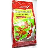 Colourful Aquarium Taiyo Special Fish Food Floating Pellets Economy Pack 1Kg
