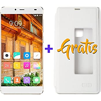 [Elephone Official Store] Elephone S3 - Randlos Smartphone 4G 5.2 Zoll Android 6.0, 16GB ROM, 3GB RAM, Octa-Core 64-bit Dual SIM Tyrant Gold