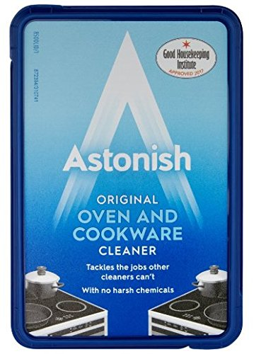 2 x Astonish Oven and Cookware Cleaner 150g.Cleaning paste for ovens, cookware, taps and tiles