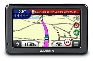 Garmin Nüvi 2445 – GPS Auto écran 4.3 pouces – Cartographie Europe de l'Ouest (24 pays)
