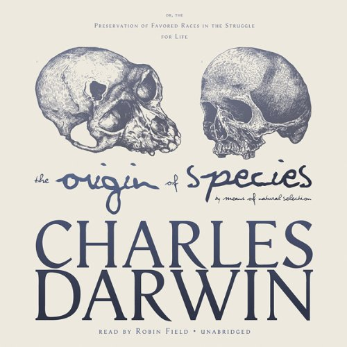 The Origin of Species by Means of Natural Selection  Audiolibri