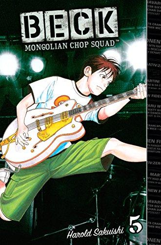 BECK Vol. 5 (comiXology Originals) por Harold Sakuishi