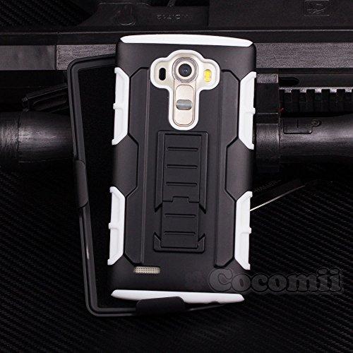 iPhone SE / 5S / 5C / 5 Panzerglas Schutzfolie, Cocomii Crystal Shield NEW [Full Coverage] Premium HD Clear, 9H Hardness, Anti-Scratch, Fingerprint Proof, Bubble Free [Case Friendly] Tempered Glass Sc White