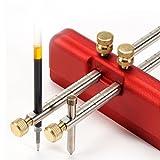 réglable en alliage d'aluminium Pointe à tracer la menuiserie de traçage Outil Dessin Outil de menuiserie de traçage