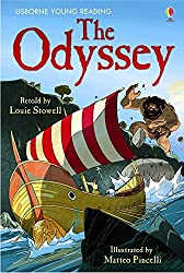 The Odyssey (Usborne Young Reading) (3.3 Young Reading Series Three (Purple))