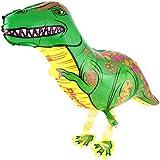 DekoRex® Airwalker Walking Pets Globo Partido Niños Accesorios de Fiesta Aquí Dinosaurio