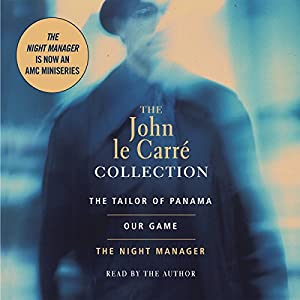 John le Carré Value Collection: Tailor of Panama, Our Game, and