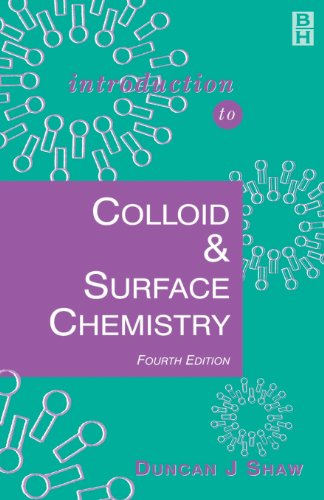 Introduction to Colloid and Surface Chemistry (Colloid & Surface Engineering)