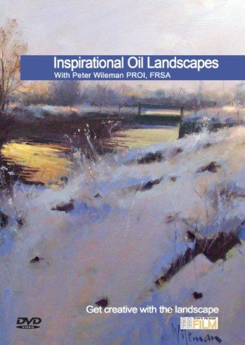 Preisvergleich Produktbild Townhouse Inspirierende Öllandschaften mit Peter Wileman