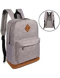 """Advocator 14"""" Laptop Bag Travel Backpack College Back Pack Bookbag School Bag"""