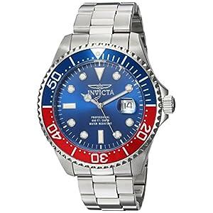 Invicta 22823 Pro Diver Reloj para Hombre acero inoxidable Cuarzo Esfera