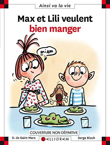 max-et-lili-tome-114-max-et-lili-veulent-bien-manger