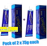 #8: Sold By Deals_India Long John Muscules Developer Male Cream-75G X 2 Pack +Free Msg Oil